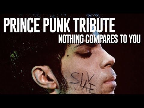 Nothing Compares 2 U - Prince Tribute