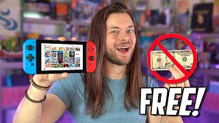 10 Best FREE Games On Nintendo Switch!