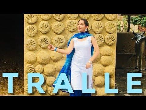Tralle - Anmol Gagan Maan | Bhangra Video | New Punjabi Songs 2018 | Jaspreet Dyora