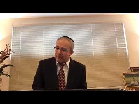 Rabbi Yinon Kalazan - The Month of Nissan Most ingenious must watch!!!