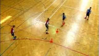 Basic Handball - Set Defence 6-0