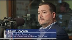 ABC Members Build America - Chuck Goodrich, President, Gaylor Electric Inc