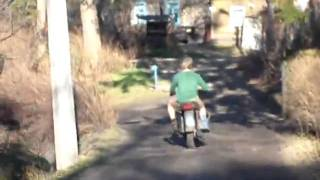 second my ride video