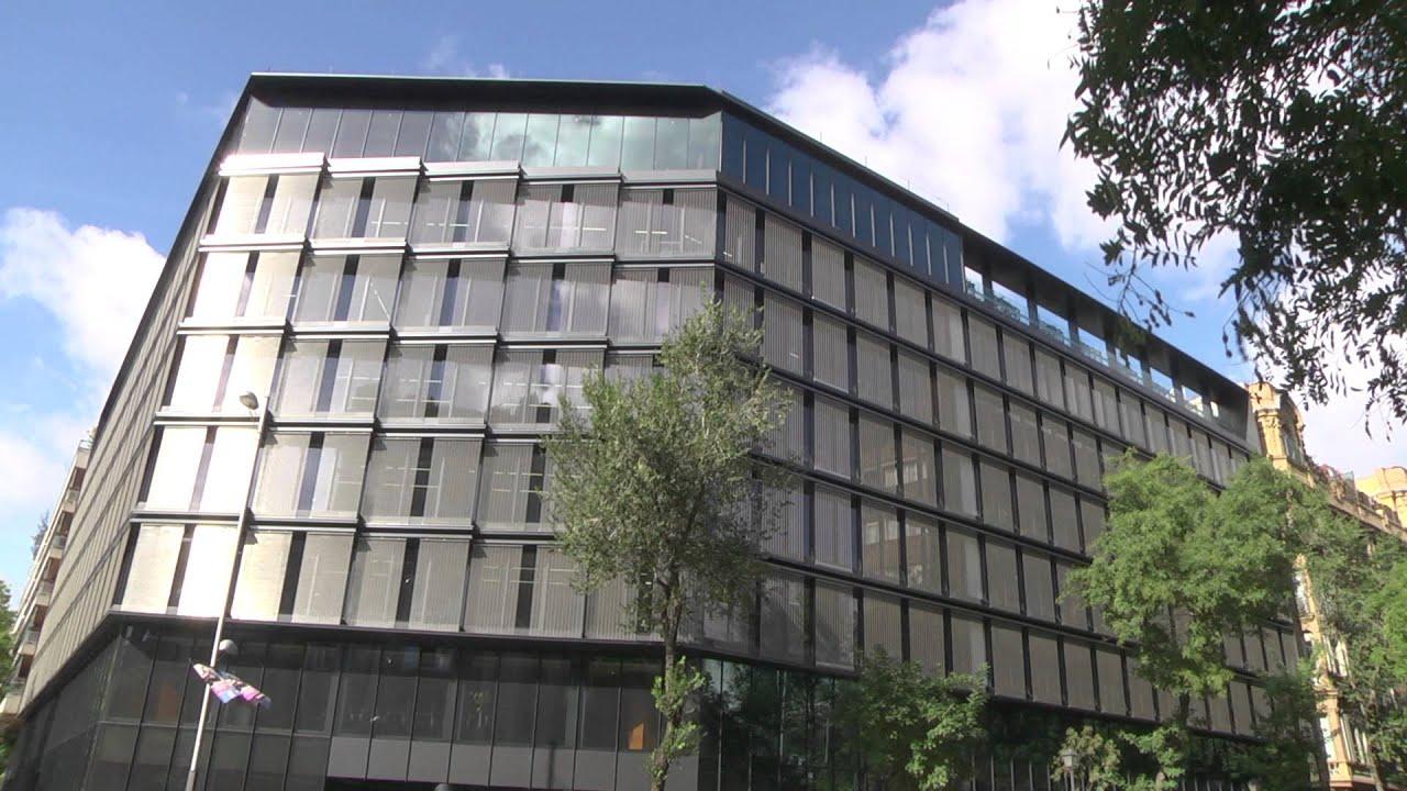 Almagro 9 la nueva sede de cuatrecasas gon alves pereira for Oficinas del inss en madrid capital