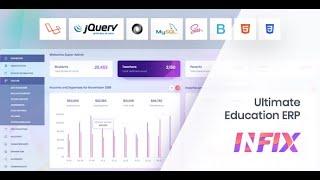 InfixEdu   School Management System Software