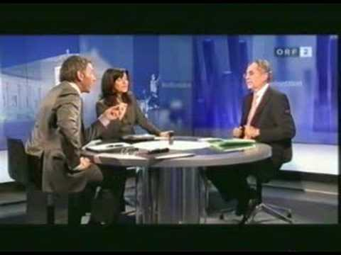 TV-Konfrontation 4.9.2008 - Jörg Haider gegen Van der Bellen