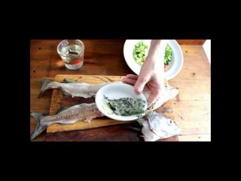 How to Make Fish Stock - Healthy eating recipes to lose weight