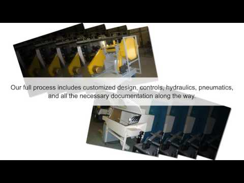 Customized Machinery and Equipment Design Services for Any Industry