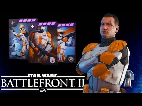 ¡El COMANDANTE CODY en BATTLEFRONT II (EA)! - Star Wars Battlefront II thumbnail