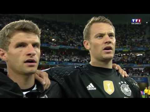 EURO 2016   Allemagne   Ukraine