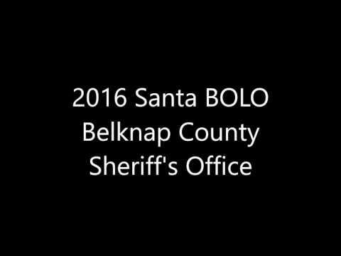 2016 Belknap County Santa Broadcast