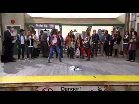 Shake It Up Episode 1 - Dancing Scene Part 1