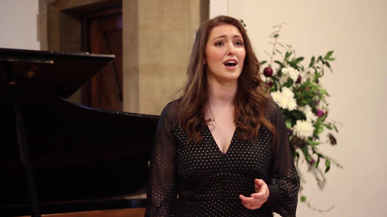 Je dis que rien ne m'épouvante (Bizet) – Catherine Hooper
