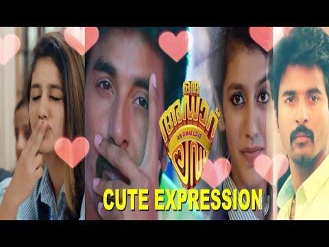 Sivakarthikeyyan Oru Adaar Love Version   Priya Prakash Varrier   SK Entertainment