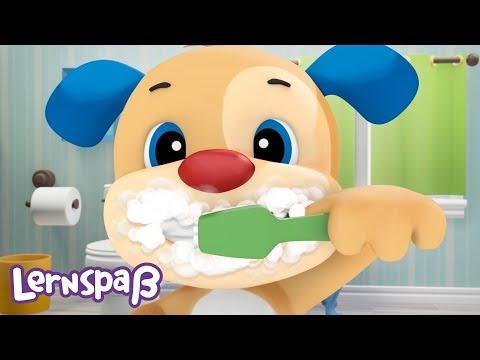 Zähne Putzen Lied   Lernspaß   Fisher-Price Deutsch   Kinderlieder   Cartoons Für Kinder