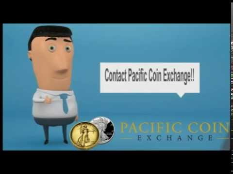 Buy Gold - Buy Silver - Pacific Coin Exchange