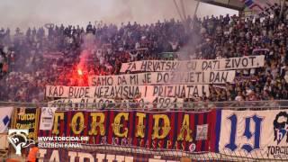 Torcida Split / Hajduk Split - RNK Split 2:1 (12. Kolo MAXtv Prva Liga)