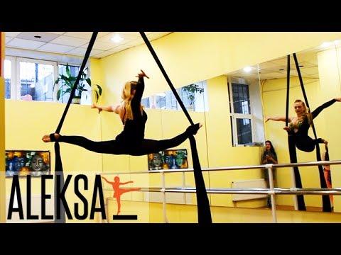 Завораживающий танец на полотнах - Анастасия Шостак.