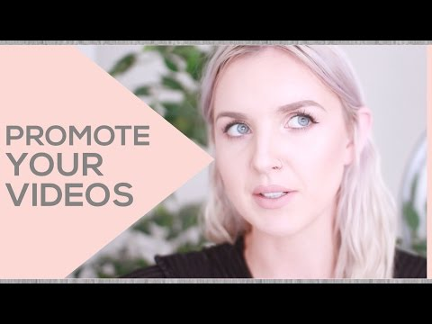 Promoting your Youtube Videos | VIA TUMBLR