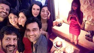 INSIDE PICS : Katrina Kaif Birthday Celebration - Celebs Have Fun