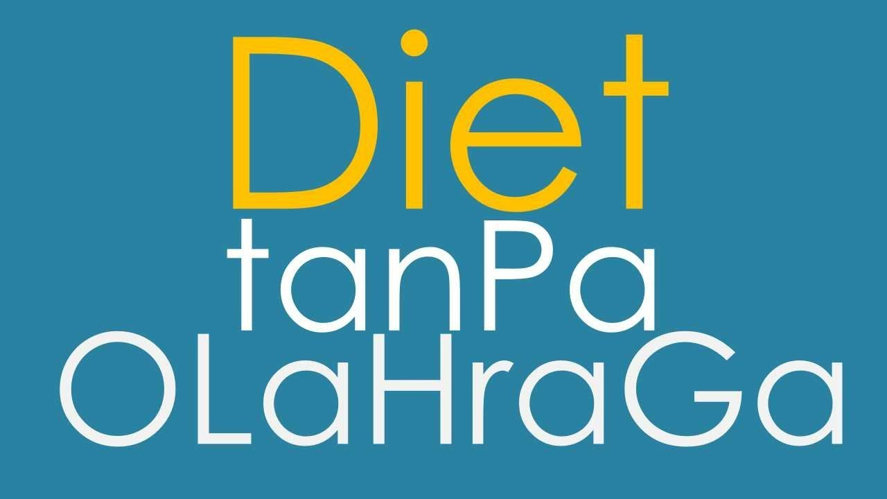 Sudah Diet dan Olahraga tapi Berat Badan Tidak Turun, Ini 5 Sebabnya!