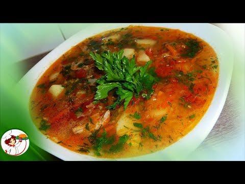 КАПУСТНЯК. Лучшее первое блюдо украинской кухни.