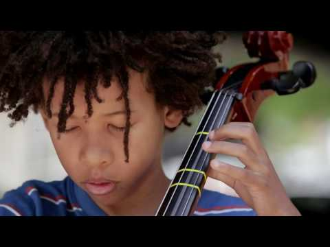 """Music of the Heart"" -  Opus 118 Harlem School of Music"