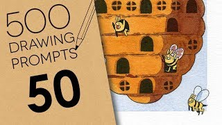 500 Prompts #50 - NO MORE ANTS