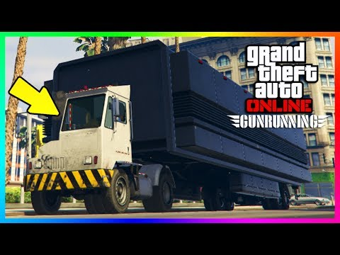 15 NEW THINGS YOU MIGHT NOT KNOW ABOUT THE GTA ONLINE GUNRUNNING DLC! (GTA 5 DLC UPDATE)