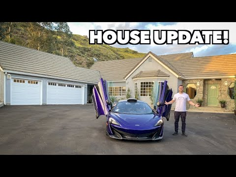 HOUSE UPDATE!
