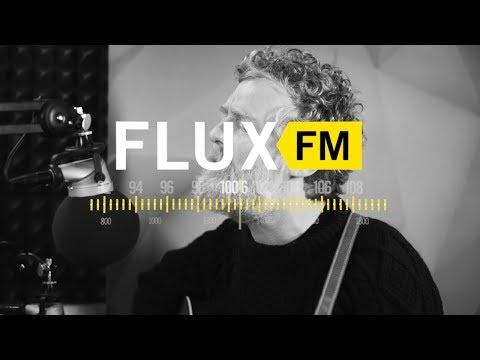 """Glen Hansard - """"Time Will Be The Healer"""" live @FluxFM"""