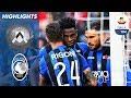 Resumo: Udinese 1-3 Atalanta (9 Dezembro 2018)