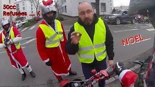 Balade de Noël !! 50cc refusées et petite chute ;) 86 top, 80top, 75top, 72airsal etc etc :p