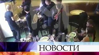В центре скандала вновь оказались полузащитник «Краснодара» П.Мамаев и нападающий «Зенита» А.Кокорин