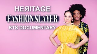 "HEЯITAGE - ""Fashion Slayer"" BTS Documentary"