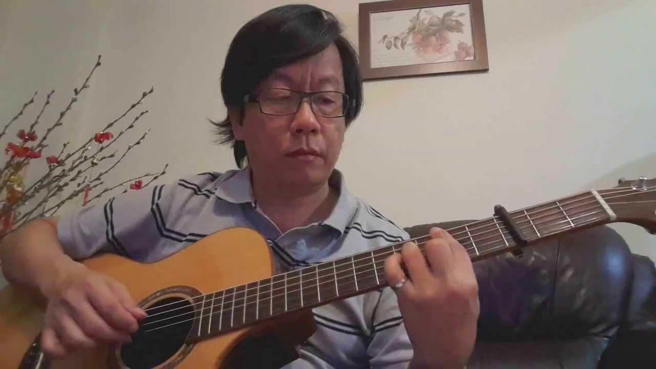 吳汶芳 - 孤獨的總和 / 周重凱 Guitar Cover - YouTube