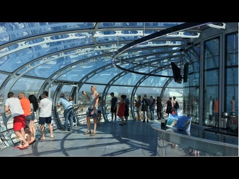 Brighton i360 Observation Tower & Sea Life Vlog May 2018
