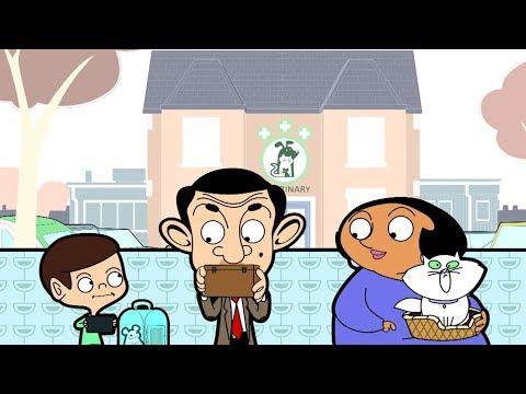 Vet Bean | Funny Episdoes | Mr Bean Cartoon World