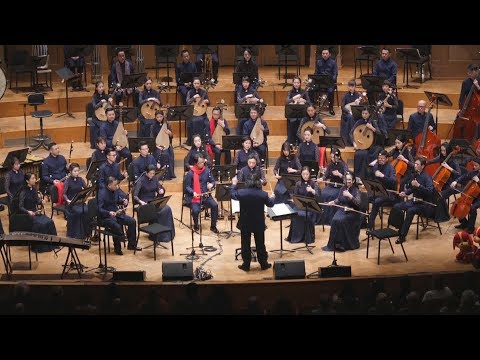 Shanghai Chinese Orchestra stages New Year concert in Brussels