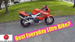 2002 Honda VTR 1000 Review - (MotoVlog)