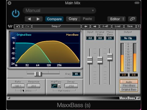 Waves MaxxBass: Review & Test
