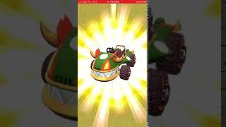 Mario Kart Tour 免費金水管- 抽倒超稀有王者庫巴
