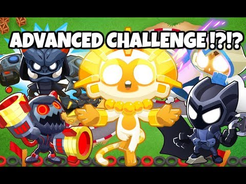 Farming A True Sun God In An Advanced Challenge + The Anti Bloon Super Mines Superstorm LOTN