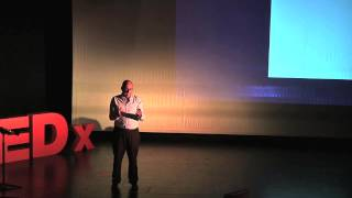 Thinking betweent the boxes | Mel Rosenberg | TEDxIroniDHighSchool