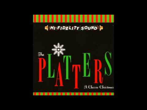 The platters here comes santa claus