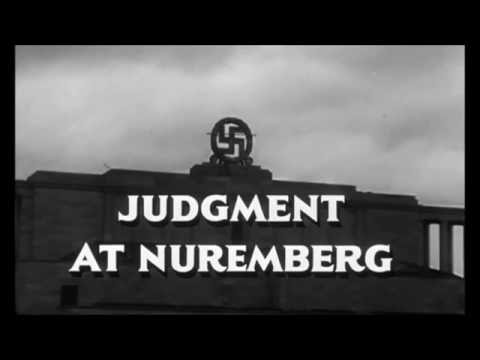 Judgment at Nuremburg - Intro