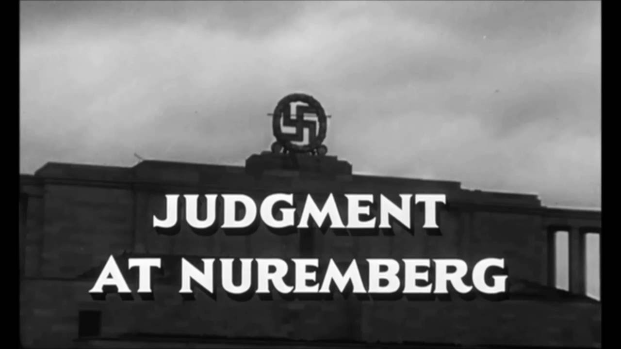 "Judgment at Nuremburg - Intro ""Wenn wir marschieren"" (1961)"