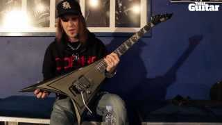 Me And My Guitar: Alexi Laiho