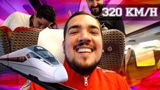 Viajamos En Tren Bala A La F1 Japón!! | Juca