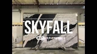 Skyfall Granite (before & after)